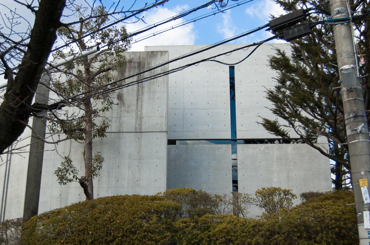 Church of the Lightby Tadao Ando