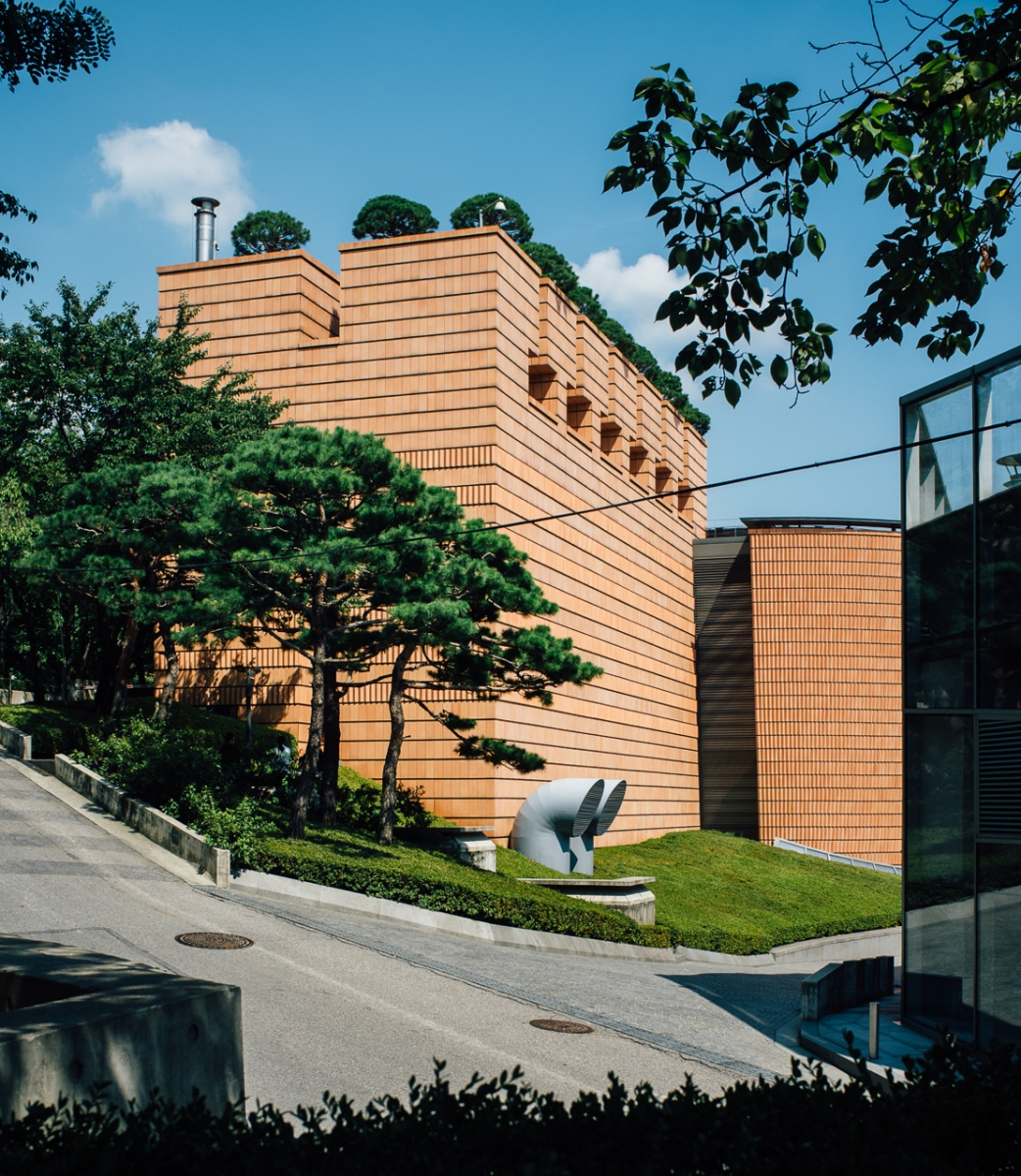 The bricks of Mario Botta