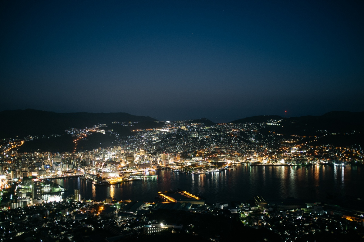 Good night, Nagasaki