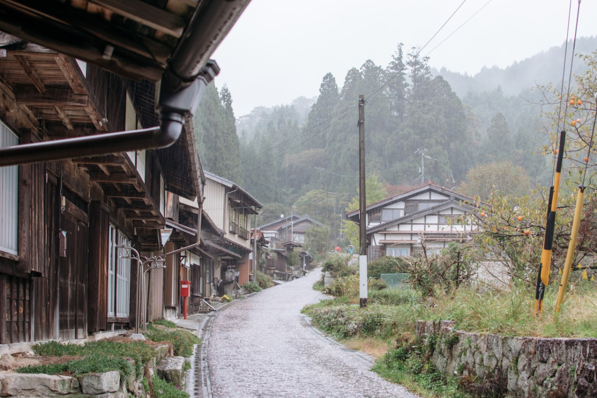 A day on the Nakasendo